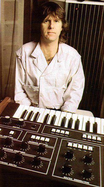 Keith Emerson e Synthex