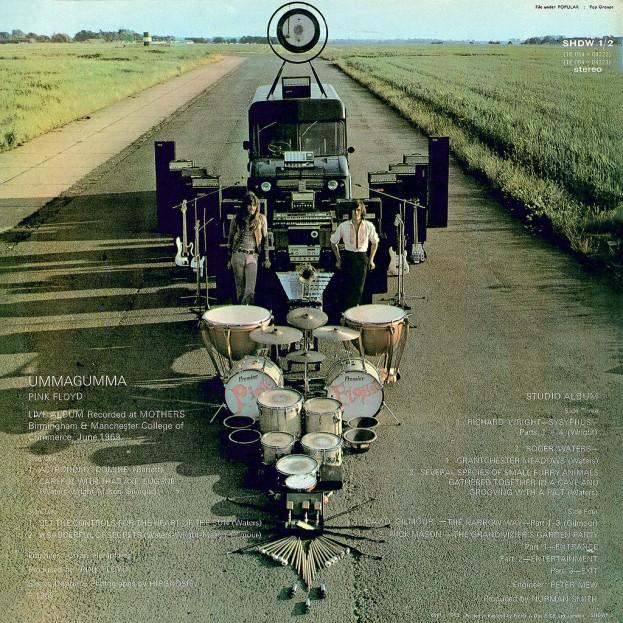 Pink Floyd e Farfisa