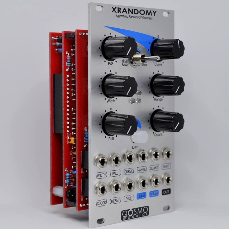 QOSMO MODULAR – XRANDOMY