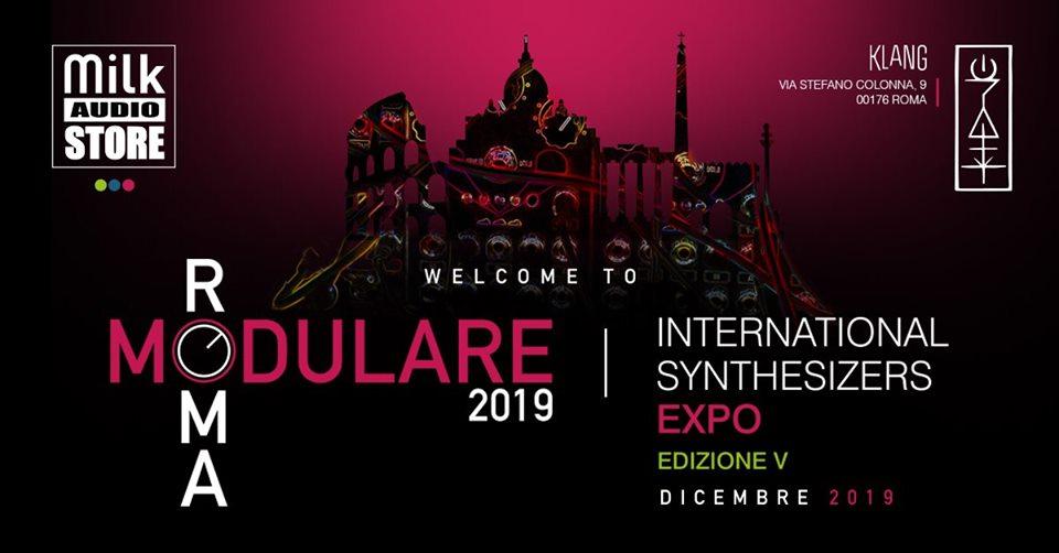 Roma Modulare 2019: al via la quinta edizione