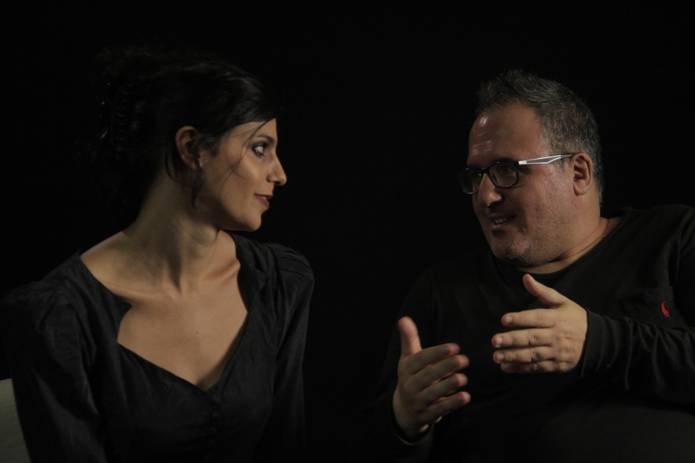 Laure Le Prunenec and Vincenzo Ramaglia