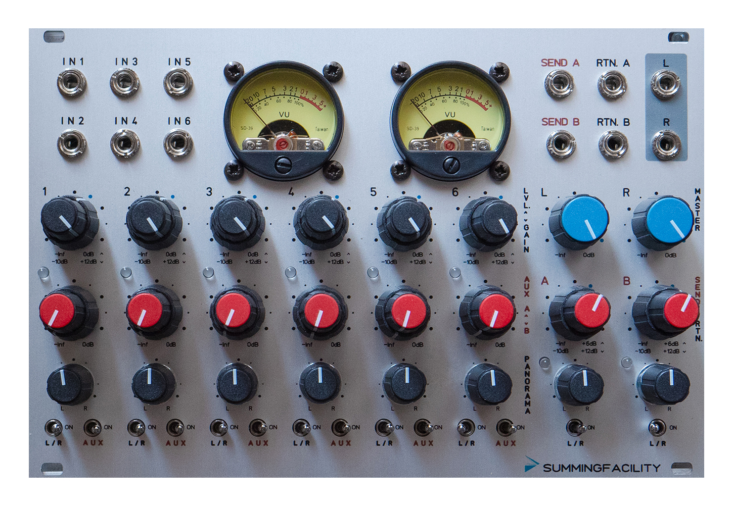 Audio Gear Obsession – Summing Facility